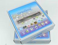 Wholesale DHL Original Openbox Z5 HD p FTA Satellite TV Receiver USB WiFi Youtube Gmail Maps Weather DY