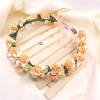 berry garland - Berry Garland For Hair Decorative Flowers Silk Flowser With Lace Artificial Flowers For Wedding