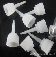 Wholesale Plastic glue head cap for ml E6000 DIY Jewelry Diamond glue glue nozzle