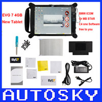 automotive pc diagnostic software - New Arrival EVG7 DL46 HDD500GB DDR4GB Diagnostic controller tablet PC EVG Tablet free get software year warranty