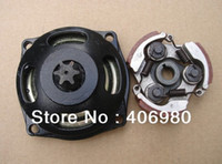 Wholesale 47cc cc heavy duty clutch tooth tooth bell housing quad atv dirt bike pocket bike