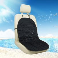 Wholesale Heating Warmer Pad V Universal Heated Car Seat Cushion Cover Seat Heater Warmer Heater Temperatur