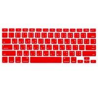 airs thailand - US Enter Return Thai Thailand Keyboard Laptop Protector Cover For Macbook Air Pro Retina Silicone Keypad Skin Film