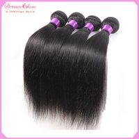 best black hair weaves - straight weave Best Selling Top A Indian Virgin Hair Weave Indian Straight inch Natural black Unprocessed Indian Hair