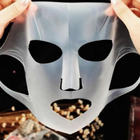 Wholesale Ear hook Reusable Silicon Sheet Mask Cover for Essence Absorption FULI