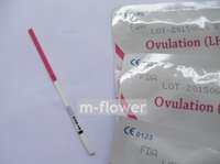 Disposable tests ovulation - FDA CE Ovulation LH Test Strip One Step Test