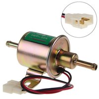 Wholesale Oil Fuel Pump V A Gas Diesel Inline Heavy Duty Universal Electrical Fuel Pumps HEP A For ATV Motorcycle