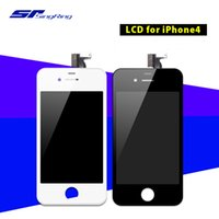 Wholesale 20pcs LCD for iPhone G LCD Display Touch Screen Digitizer Frame Assembly Factory Outlets
