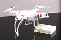 Wholesale New Wide Tall Landing Skid Gear For DJI Phantom Vision Upgrade Wide High Extend