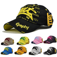 Wholesale Brand New Cotton Mens Hat letter Bat unisex Women hats baseball cap snapback casual caps