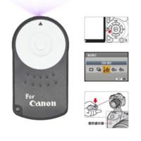 Cheap Wireless IR Infrared Camera Shutter Remote Control For Canon 700D 650D 600D 550D 500D 70D 60D 7D 5D T5I T4I