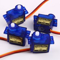 toy airplane - Towerpro SG90 Micro Servo motor g For Trex RC Planes Aeromodelling Airplane Helicopter Arduino Toy motors