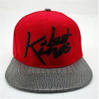 Wholesale Last Kings Snapback caps LK gorras planas mens hat hot lady s adjustable strapback hats freeshiping