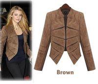 Wholesale Plus size Cardigan woman clothes jacket women casacos jaquetas femininas new fashion lady coat Jackets