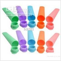 Cheap Ice Cream Jelly Lolly Pop For Popsicle Silicone ice pop mold mould silicone ice pop maker