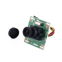 Wholesale YKS HD TVL Sony CCD Mini CCTV Security FPV PCB Board Camera for RC Quadcopter