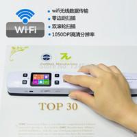 Wholesale hd portable scanner wifi high speed wireless scanning pen handed