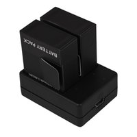 Wholesale Andoer V USB Dual Channel Digital Battery Charger Charging for AHDBT for Gopro Hero Camera