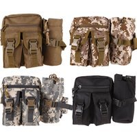 Wholesale Hot Sell Outdoor Waist Fanny Pack Mens Tactical Hunt Camp Hiking Bottle Bag MTY3