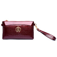 Wholesale High Quality selling well all over the world Women s Evening Bags brand handbags crocodile handbags m075