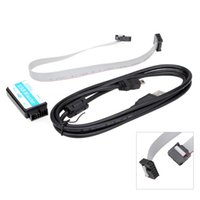 Wholesale Mini Rev C USB Blaster Cable for Altera CPLD FPGA NIOS JTAG Electronic Accessories Supplies