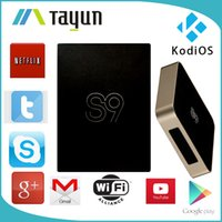 Wholesale Amlogic S812 Quad Core Set Top Box Android KODI G G K HD TV Box with remote control