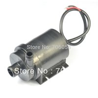 Wholesale NEW Solar DC V W Hot Water Circulation Pump Brushless Motor Water Pump Brushless Pump