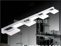 acylic mirror - Led Mirror Light V W mm Modern Bathroom Mirror Lamp Acylic Wall Light HK158
