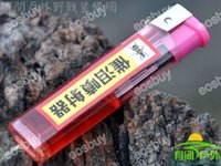 Wholesale FREESHIP LIGHTER STYLE ML PEPPER SPRAY TEAR GAS