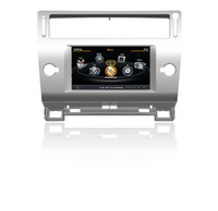 citroen c4 gps dvd - OEM for citroen C4 Car DVD Player With GPS Navigation free Map Radio AM FM Stereo System Bluetooth