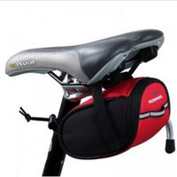 basket backpack - Bike Bicycle Backpack Newest MTB Cycling Seat Bag Basket Seat Post Bag Accessories Road Bicycle Bike Saddle Bag