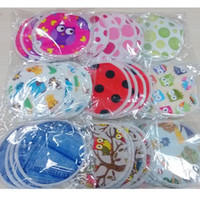 Wholesale 2015 pororo new print PUL waterproof breast pad Bamboo reusable nursing pad for mum breast pads