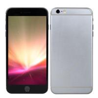 Wholesale Real G LTE Fingerprint Christmas Goophone i6s Plus Inch MTK6573 Bit Quad Core GB RAM GB ROM GB SD MP Cell Phones