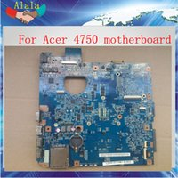 Laptop Motherboards - 100 tested intel ddr3 IQO1 laptop motherboard For Acer motherboard