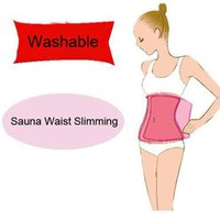 weight loss body wraps - Slimming Body Waist Slim Sauna Wrap Cellulite Weight Loss Tummy Belt Shape up