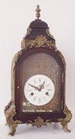 antique fireplaces - European antique clock mechanical clock fireplace classical home furnishings soft furnishings Muke bell