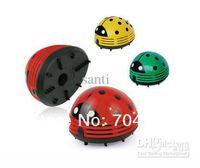 Wholesale Fashion Hot Multi Function Table Dust Vacuum Cleaner Mini Innovative Ladybug