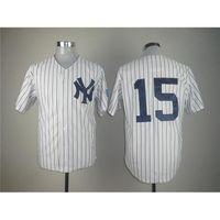 Wholesale Hot Sale Yankees Thurman Munson Jerseys Cheap Baseball Jerseys White Throwback Baseball Shirts Authentic Home Jersey for Men
