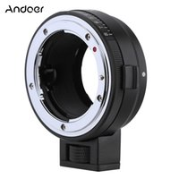 adapter type g - Andoer NF NEX Lens Mount Adapter with Aperture Dial for Nikon G DX F AI S D Type Lens to use for Sony E Mount NEX Camera order lt no track