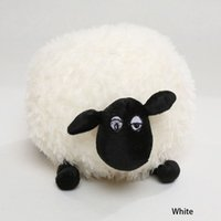Wholesale Hot sale New Cute Stuffed Soft Plush Toys Sheep Character Kids Toy Sheep Shaun Gift Toy WT