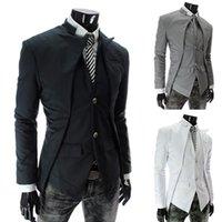 Wholesale Hot Sale Custom Made One Button Groom Tuxedos Wedding Suit for men Groomsman Suit Boys Suit Jacket Pants Tie Vest Bridegroom Mens Suit