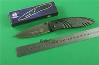 Wholesale Strider F31 folding knife HRC blade aluminum handle knives camping tools