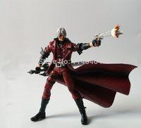 art modes - NECA Square Enix Play Arts Joint Figure ORIGINAL Devil May Cry Dante PVC Action Figure Mode CM