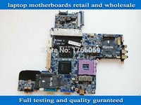 Wholesale laptop motherboard CN DT781 for DELL Latitude D630 GM965 DDR2 Integrated Fully tested