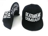 bass broken - New Bigbang GD Beat Break Dum Bass Snapback Hat BeatBreakDumbass Snapbacks Hats Adjustable Hip Hop Caps Ball Cap