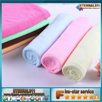Wholesale x140cm Absorbent Microfiber Bath Beach Towel Drying Washcloth Swimwear Shower