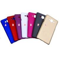 Para Samsung Galaxy ON7 G600 Nokia Lumia 950 / 950XL XL HTC Uno A9 colorido recubiertos de goma dura mate de plástico PC Casos piel de la contraportada 100pcs