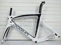 bike frame - 2015 road bike frame white black gray DIY color bicycle frame T1000 BB68 BB30 all color available such as black red bob sky