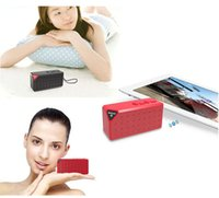 Wholesale Bluetooth Wireless Boombox Stereo Speaker Portable For iPhone Samsung Tablet PC