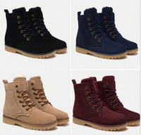 lady boot for winter - 2014 fashion winter shoes women s winter suede boots for men ladies snow boot botines mujer chaussure femme